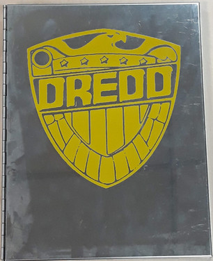 Mongoose: Limited Edition Judge Dredd Rule Book