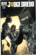 Judge Dredd 1 Cover RE Tate's Comics