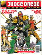 Judge Dredd Megazine Vol 3 Number 3