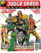 Judge Dredd Megazine Vol 3 Number 3