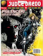 Judge Dredd Megazine Vol 3 Number 7