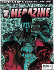 Judge Dredd Megazine 211 Cover 2