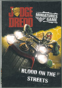 Mongoose: Judge Dredd MIniatures Game Blood on the Streets