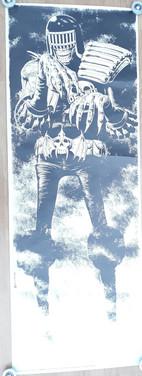 Judge Death Door Poster