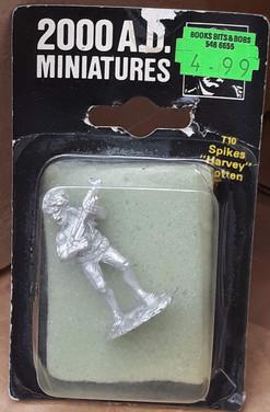 Titan: Spikes Harvey Rotten