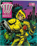 Best of 2000ad Monthly 50
