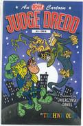 Judge Dredd 11 Cover RI