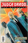 Judge Dredd Megazine Vol 1 Number 9