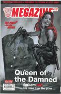 Judge Dredd Megazine Vol 4 Number 12
