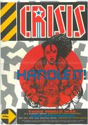 Crisis Promo Poster