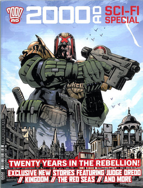 2000ad Sci-Fi Special 2020