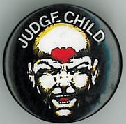 Judge Child Badge Eighties