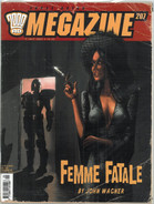 Judge Dredd Megazine Vol 5 Number 207