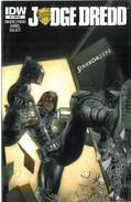 Judge Dredd 1 Cover RE Serieborse