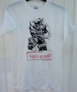 "Judge Dredd ""Give it up Punk"" T-Shirt"