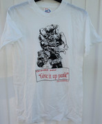 "Judge Dredd ""Give it up Punk"" T-Shirt"