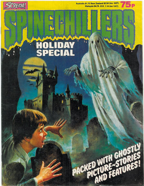 Scream Holiday Special 1989
