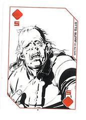 Playing Cards Megazine: Five of Diamonds
