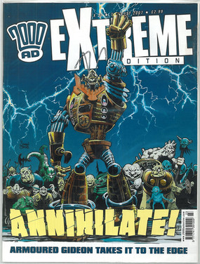 2000ad Extreme Edition 23