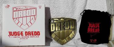 Planet Replicas: Judge Dredd Jock Style