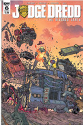 Judge Dredd Blessed Earth 6 Cover A