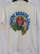 "Judge Dredd ""Your Booked Creep"" T-Shirt"