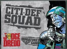 Mongoose: Boxset Citi-Def Squad