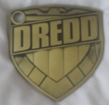 Planet Replicas: Judge Dredd Jock Style SDCC Exclusive