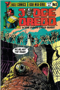 Judge Dredd in the Judge Child Quest 3
