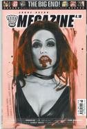 Judge Dredd Megazine Vol 4 Number 18