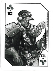 Playing Cards Megazine: Ten of Clubs