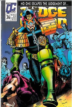Judge Dredd 36