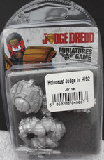 Mongoose-Warlord Blister: Holocaust Judge HS2