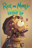 Rick and Morty: Pocket It Like You Stole It TPB 1B