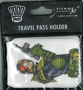 Travel Pass - Judge Dredd Profile