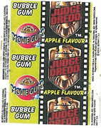 Judge Dredd Bubble Gum