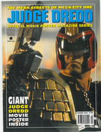Judge Dredd Movie Poster Prog 4