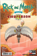 Rick and Morty: Birdperson 1a