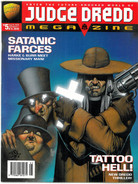 Judge Dredd Megazine Vol 3 Number 5