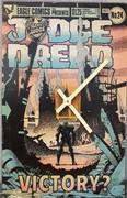 Titan Judge Dredd Eagle Cover Clock