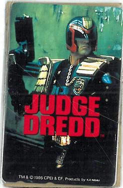 Judge Dredd Phonecard