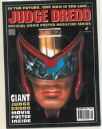 Judge Dredd Moivie Poster Prog 1