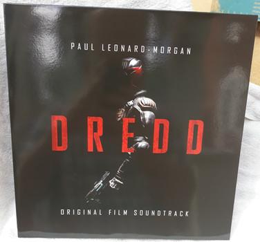 Judge Dredd 2012 Soundtrack Vinyl