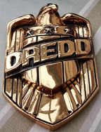 SD Studios Belt Badge