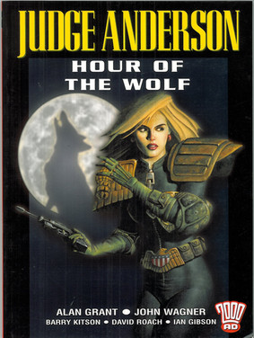 Judge Anderson: Hour of the Wolf