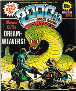 Best of 2000ad Monthly 6