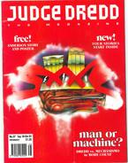 Judge Dredd Megazine Vol 2 Numnber 37
