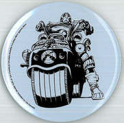 Hachette Subscribers Coaster Gift 1