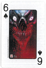 Playing Cards SFX: Six of Spades