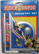 Judge Dredd Geometry Set